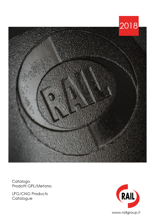 Rail - Injector division - Catalogo 2018
